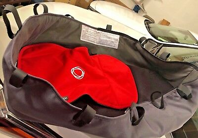 Bugaboo Cameleon Bassinet Canvas, Cover Apron, Mattress, and Wooden Board