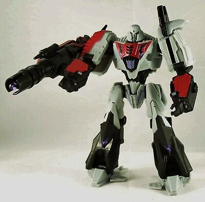 Transformers Generations War For Cybertron MEGATRON Complete Wfc Deluxe