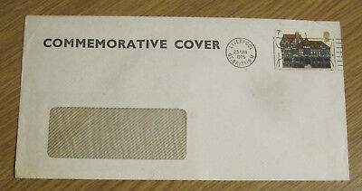 Great Britain STAMPS. Commemorative Cover, postmark 23 April 1975, Liverpool,