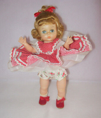 Madame Alexander Kins BKW Doll in 1957 Wendy Fixes Tea For Company # 351 Cute!!!
