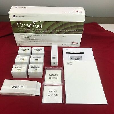 Fujitsu ScanAid Consumable Parts Kit fi-5650C/fi-5750C SCANAID CG01000-505501
