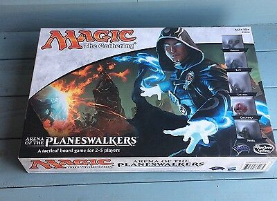 Magic The Gathering Arena of the Planeswalkers Tactical Board Game 2014 ~ NEW