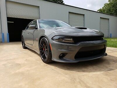 2018 Dodge Charger  2018 Dodge Charger R/T Scat Pack (Fully Loaded)