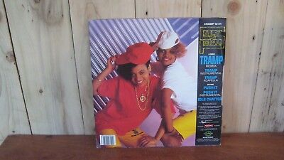 "Salt 'N' Pepa ‎– Tramp / Push It 12"" Vinyl"