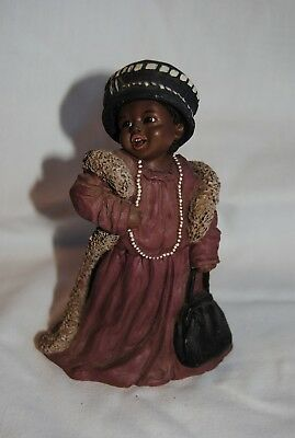 "All God's Children ""VALERIE"" Martha Holcombe Figurine #202"