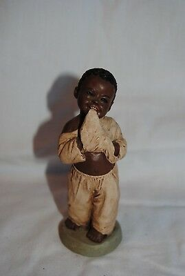 "All God's Children ""DAVID"" Martha Holcombe Figurine #208"