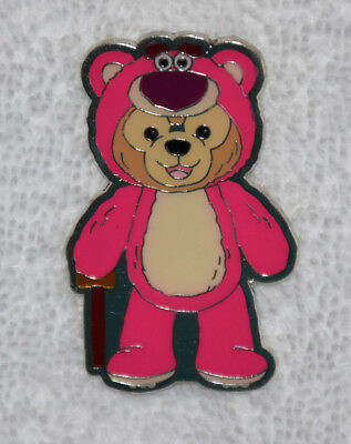DUFFY  LOTSO Disney Pin HKDL - Duffy in costume dressed as Lotso Toy Story