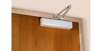 Norton Door Controls 8000 Series Door Closer Aluminum