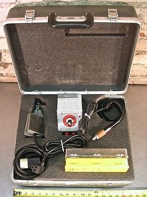 American Beauty Resistance Soldering Kit, 105-A3 Power Supply, Handpiece, Case