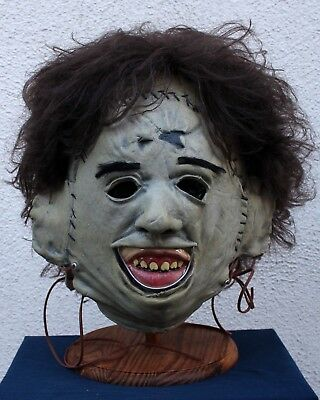 TOTS Leatherface Mask (Killing Mask) Trick or Treat Studios