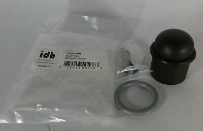 IDH by St. Simons Oil Rubbed Bronze Bullet Door Stop 13080-10B