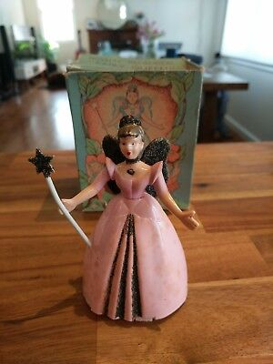 """Welsotoys Novelty Mechanical """"fairy Queen""""  - Rare Boxed"""