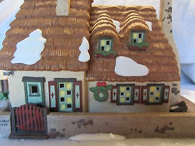 Dept 56 The Christmas Carol Cottage - Dickens Village #58339   (3N&716SH)