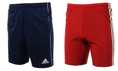 Adidas Youth Condivo 18 Training Soccer Climalite Red Running Kid Pants CF0694