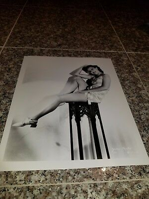 Vintage 8 X 10 Photograph From Irving Klaws Archives Of Jean Parker Lot #10