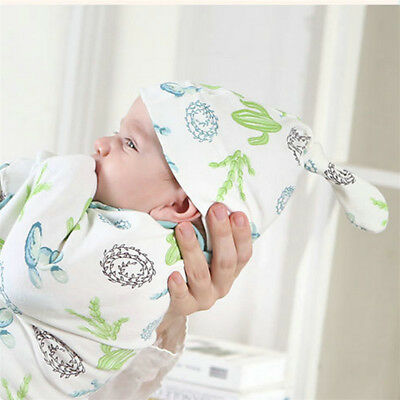 Baby Cute Cartoon Hat Cotton Triangle Hat Infant Boy Girl Earmuffs Nine Styles