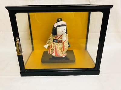 Antique Japanese doll figure cute Japan retro popular rare beautiful EMS F/S!