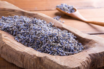 Dried Lavender Flower - Tea, Garnish, Skin Care, Soap 30g Calming Relaxing