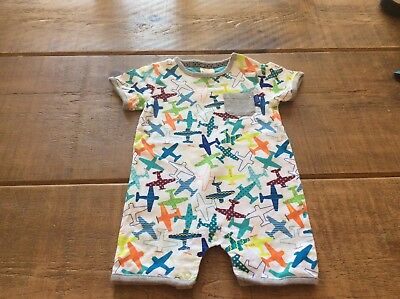 Baby Ted Baker Romper Suit 3-6 months