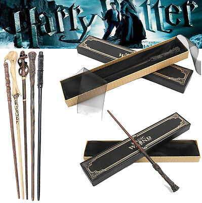 Harry Potter Magic Wand Sirius Hogwarts Cosplay Prop Stick Gifts In Box Toy NEW