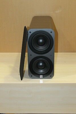 Q Acoustics 2070si subwoofer in Gloss Black - Ref R61658 B-grade