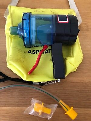 Vitalograph emt handheld aspirator suction device First aid Ambulance