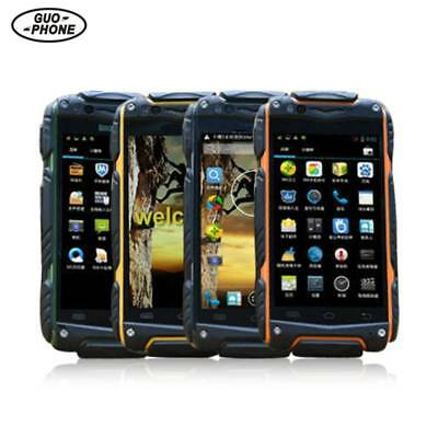 """4.0"""" Guophone V8 Smartphone Dual Core Rugged Android 4.4 Mobile Phone Dual SIM"""