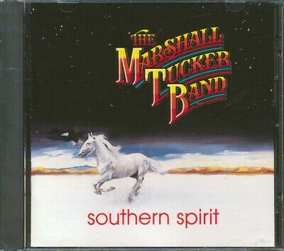SEALED NEW CD Marshall Tucker Band, The - Southern Spirit