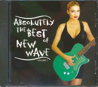 SEALED NEW CD Culture Club, The Motels, Missing Persons, Blondie, Etc. - Absolut