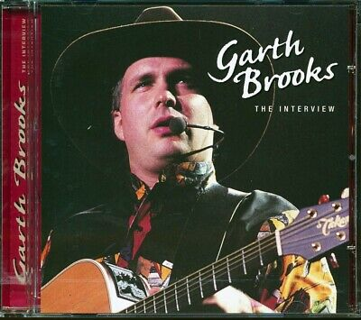 SEALED NEW CD Garth Brooks - The Interview