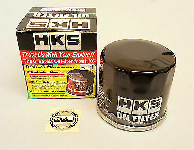HKS Magnetic Hybrid Sport Oil Filter for Nissan Skyline R33/R34 PS13 Stagea