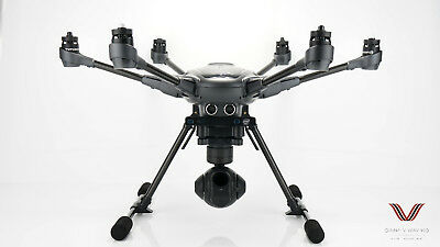 Yuneec Typhoon H inkl. Intel Real Sense Modul Hexacopter 4K UHD