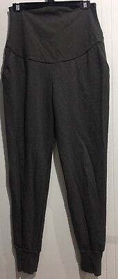 H&M  women maternity casual  Pants stretch   size  AU 12