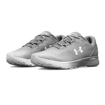 51f92f275a6 Under Armour Mens Charged Bandit 4 Running Shoes Trainers Sneakers Grey  Sports