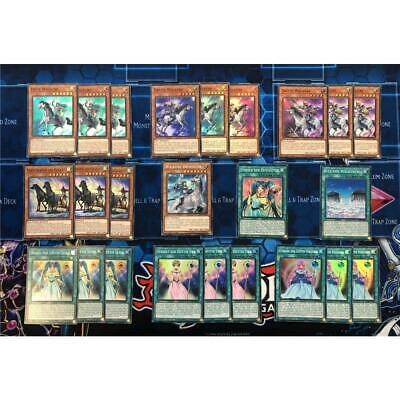 Walküre Deck Core (Brunhilde/Ritt/Zeitgöttin) Shadows in Valhalla SHVA Deutsch