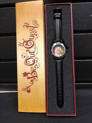 RARE Disney Store Manager Cast Member Exclusive Be Our Guest Watch NIB Lumiere