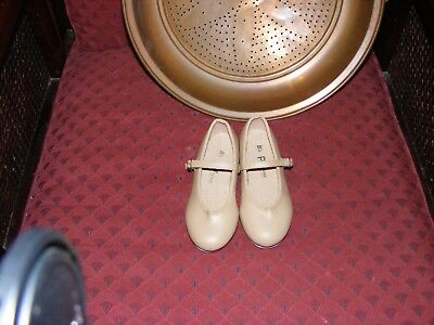 Pair of Size 8.5 Tap Shoes Great Condition JW Dance