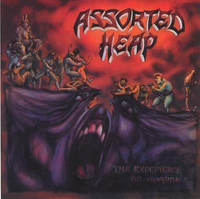 Assorted Heap – The Experience Of Horror, CD NEW