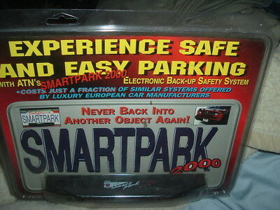 Smartpark for backing up alarm - great for RV