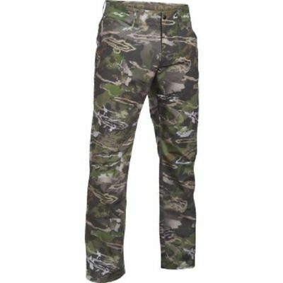 65ce148794af6 NWT $90 Under Armour Men's UA Storm Covert Green Camo Hunting Pants 1279730  943