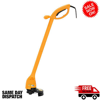 Netta 250W Electric Garden Corded Grass Trimmer Hedge Bush Lawn Weed Cutter New