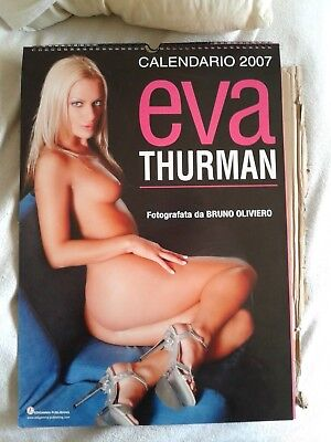 Calendario Eva Thurman 2007