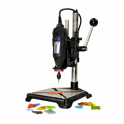 Milescraft #1097 Tool Stand Drill Press for Rotary Tools