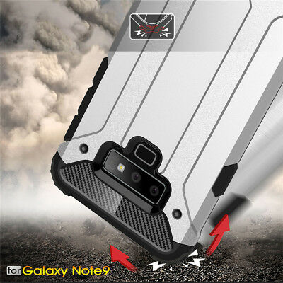 For Samsung Galaxy Note 9 8 S9+ Case Hybrid Rugged Armor Shockproof Hard Cover