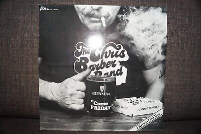 The Chris Barber Band - Come Friday - Direct-To-Disc