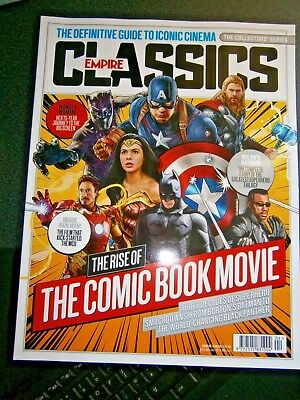 Empire Classic Bookazine The Rise Of The Comic Book Movie Issue 2 (new) 2018