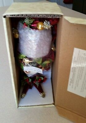 """New Old Stock in Unopened Box 12"""" Mark Roberts Jester Elf #51-92130"""