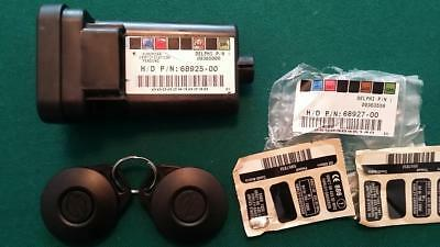 Harley-Davidson Used Tssm Security System Module With 2-Key Fobs System 68925-00