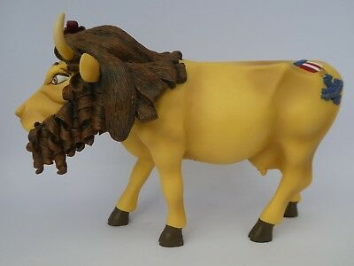 COW PARADE - M - Cowardly Lion Cow - 7244