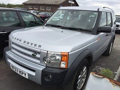 2008 Land Rover Discovery 3 2.7 Tdv6 Xs, Leather, 7 Seat,sat Nav, 10 Services
